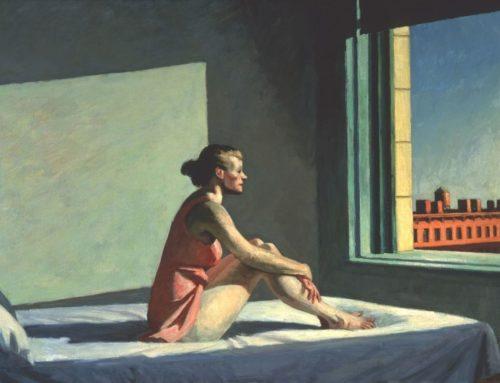 Edward Hopper e il mondo visto dalla finestra: siamo pronti a uscire?