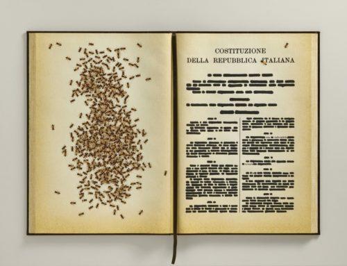 Leggere Emilio Isgrò nella Giornata Mondiale del Libro