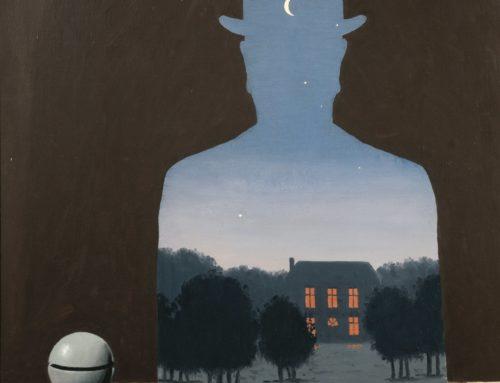 Dentro Magritte: sognare ai tempi del COVID